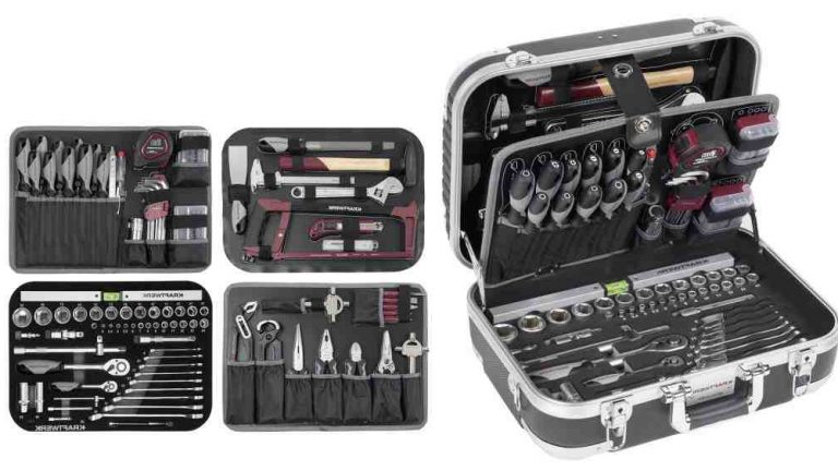 Valise a outils complete