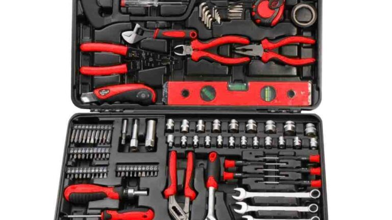 Mallette outils complet