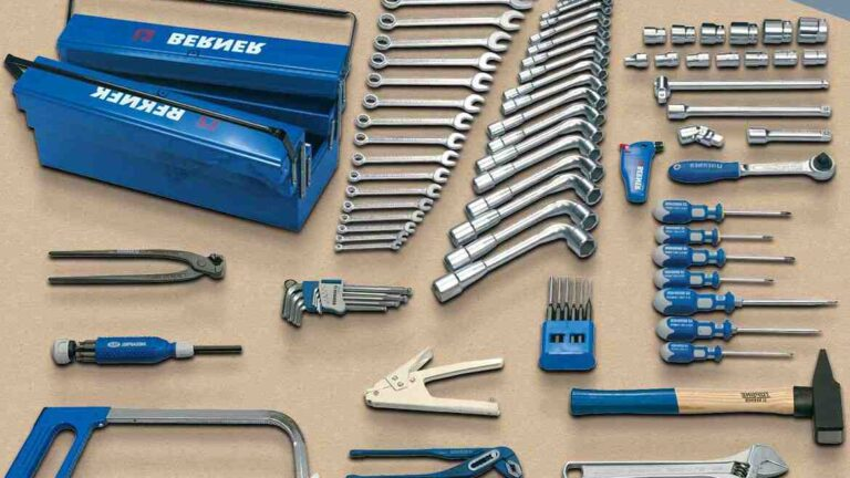 Caisse a outils completes